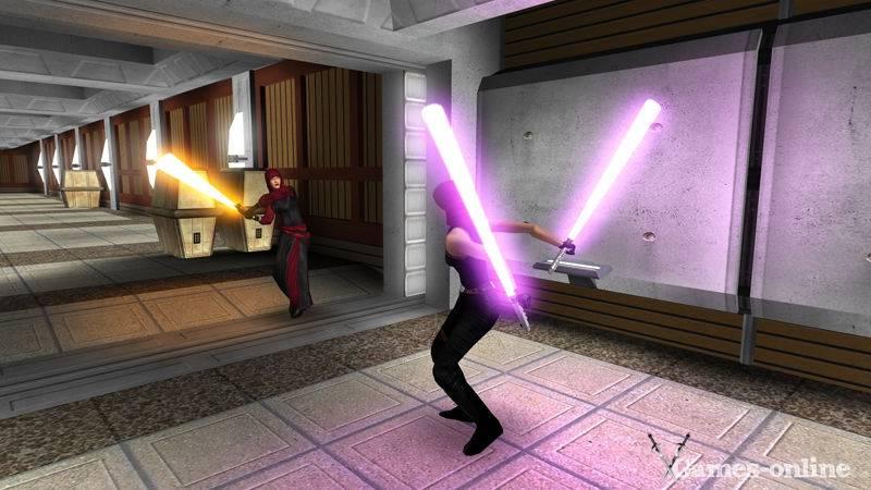 Игра для слабого ПК: Star Wars: Jedi Knight: Jedi Academy