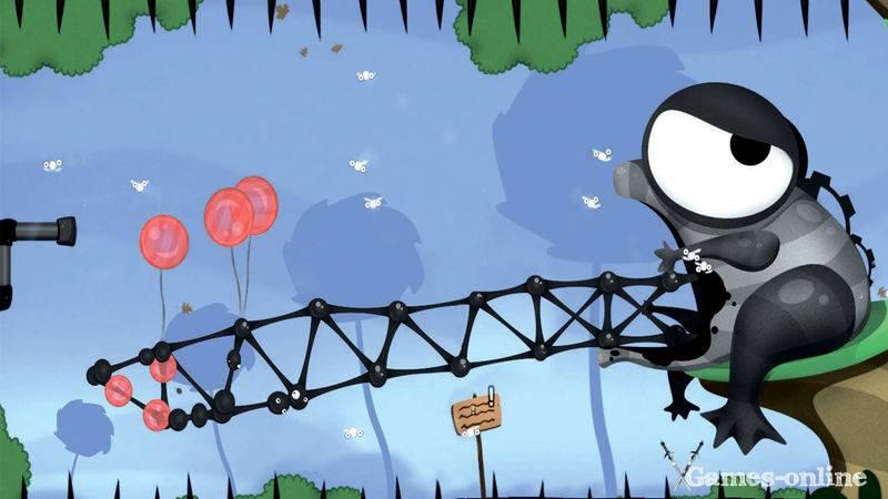 Игра для слабого ПК: World of Goo