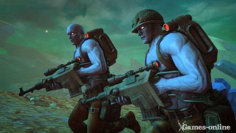 Игра для слабого ПК: Rogue Trooper