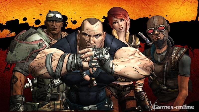 Игра для слабого ПК: Borderlands