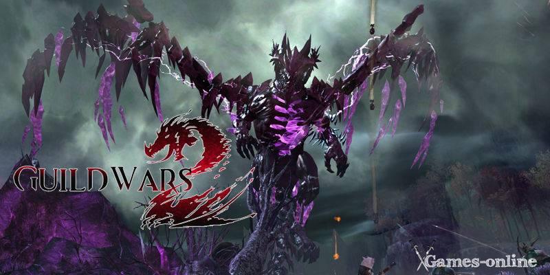 Guild Wars 2 ТОП ММО игра