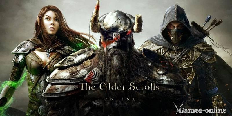 The Elder Scrolls Online ТОП ММО игра