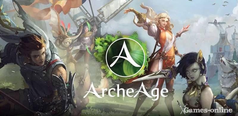 ArcheAge ТОП ММО игра