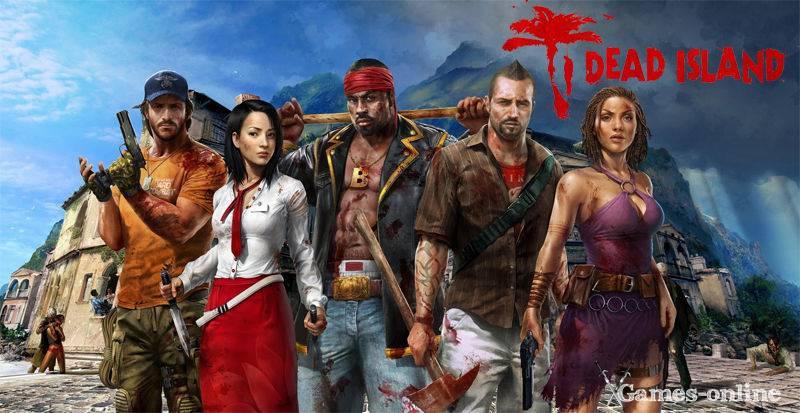 Серия игр Dead Island про постапокалипсис