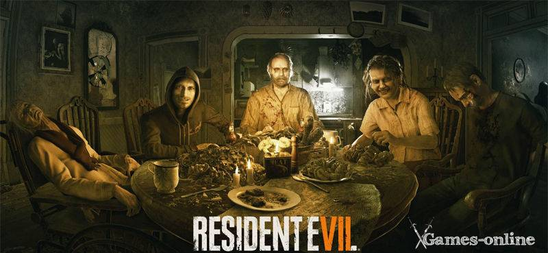 Rezident Evil 7 зомби шутеры на ПК