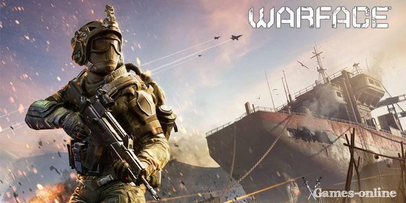 WarFace игра с клиентом