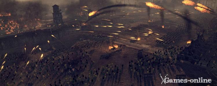 Total war:Attila