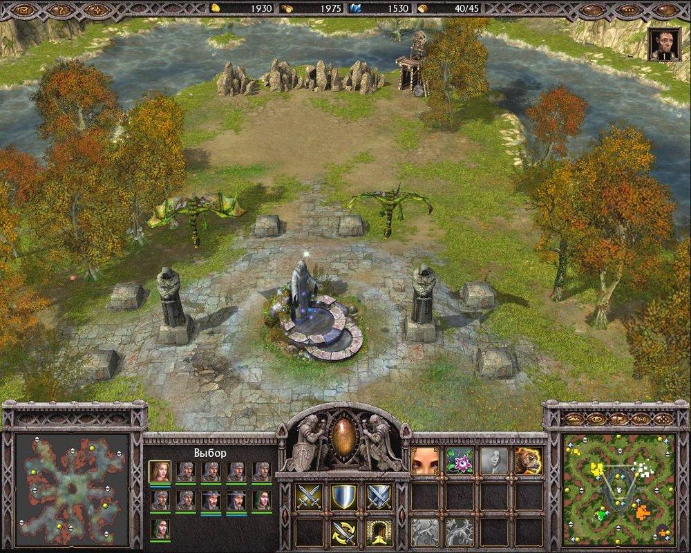 Лучшая стратегия на ПК в мире меча и магии - Armies of exigo